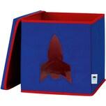 Store It! Aufbewahrungsbox Rakete mit Sichtfenster