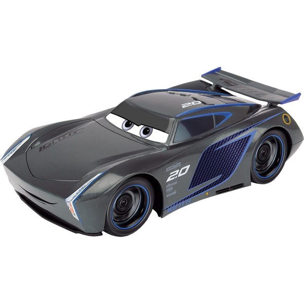 Dickie Toys Disney Cars 3 RC Fahrzeug Jackson Storm
