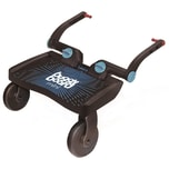 Lascal BuggyBoard Mini mit Universal Kupplung blau