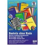 Ursus Bastelpapierkoffer Basteln ohne Ende, über 150 Teile