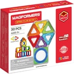MAGFORMERS Magformers Basic Plus 30 Set