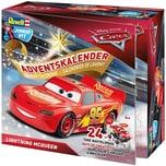 Revell Junior Kit Adventskalender Lightning McQueen