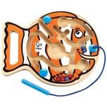 Hape Dicker Fisch Magnetspiel