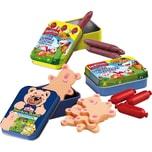 Erzi Exklusiv Kinderwurst Sortiment Spiellebensmittel