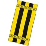Borussia Dortmund BVB-Handtuch mit Blockstreifen 50x100cm