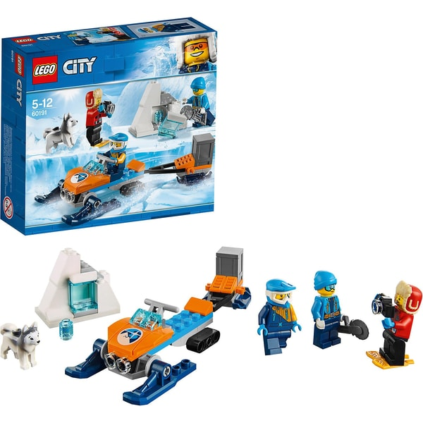LEGO City 60191 Arktis Expeditionsteam