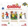 CD Caillou Hörspielbox 8 CD 22-243 CDs