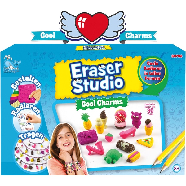 Beluga Eraser Studio Cool Schmuck