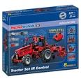 Fischertechnik Advanced Tractor Set IR Control Traktor Set mit Fernsteuerung