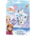 Craze Tattoo Box Die Eiskönigin