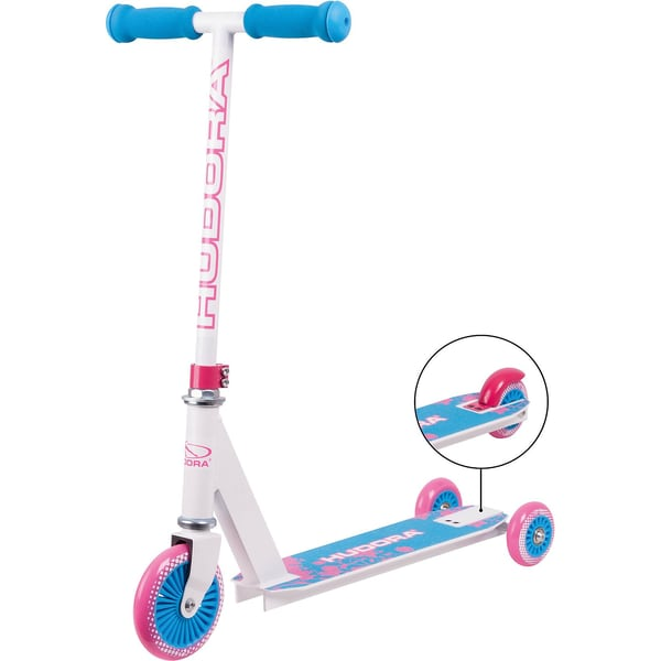 Hudora Kinderroller Evolution Girl