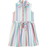 carter`s Kinder Kleid gestreift