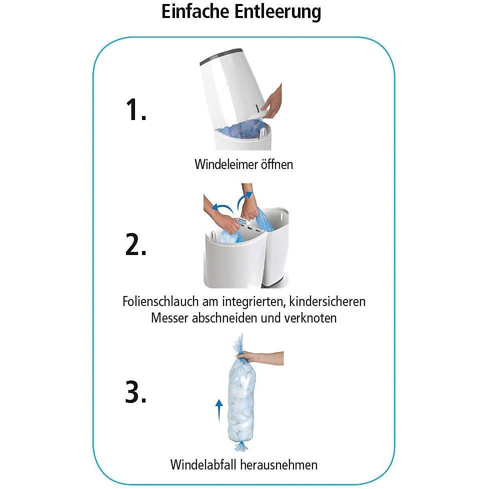 Angelcare Windeleimer Comfort Plus