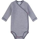 Sanetta Baby Wickelbody für Jungen Organic Cotton