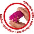 BIG Bobby Car Zubehör - Schuhschoner Größe 21 - 27 pink
