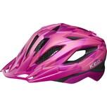 KED Helmsysteme Fahrradhelm Street Jr. Pro lila