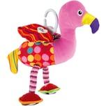 Lamaze Clip Go Spieltier Fiona der Flamingo