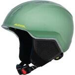 Alpina Skihelm Carat LX Moos-green 54-58