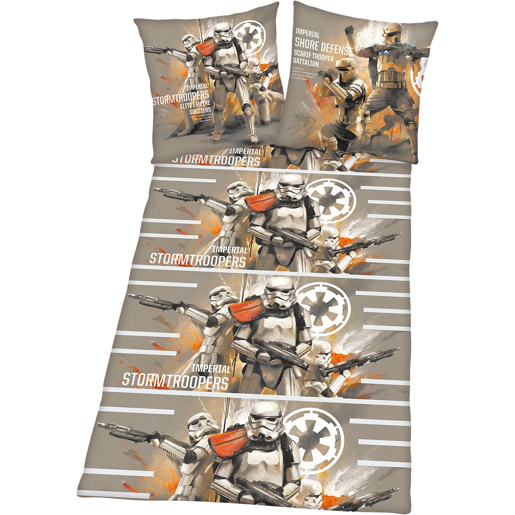 Herding Kinderbettwäsche Star Wars Stormtroopers Renforcé 135 x 200 cm