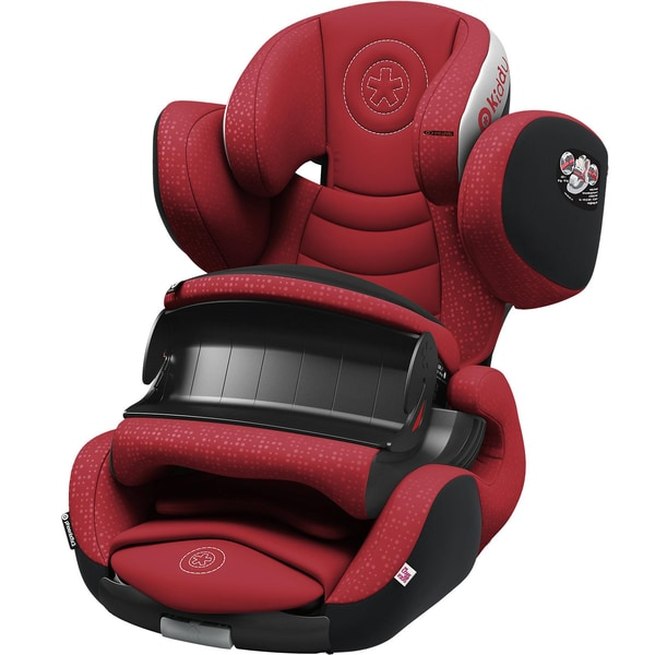 Kiddy Auto-Kindersitz Phoenixfix 3 ruby red