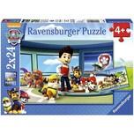 Ravensburger 2er Set Puzzle je 24 Teile 26x18 cm Paw Patrol