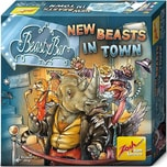 Noris Beasty Bar New Beasts in Town Kartenspiel