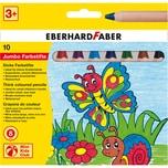 Eberhard Faber Mini Kids Club Jumbo-Buntstifte 10 Farben