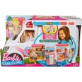 Mattel Barbie 2-in-1 Krankenwagen Spielset mit Licht Geräuschen