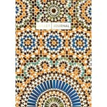 """EMF Edition Michael Fischer Pocket Bullet Journal """"Colorful Marocco"""""""