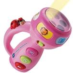 Vtech Fröhliche Taschenlampe mit Soundfunktion pink