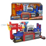 Dickie Toys Fire Rescue Playset