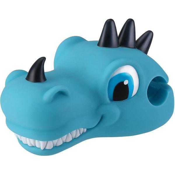 Globber Scooterkopf Dino blau