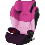 Cybex Auto-Kindersitz Solution M-Fix SL Silver-Line Purple Rain-Purple