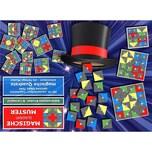 Magische Quadrat-Muster Spiel