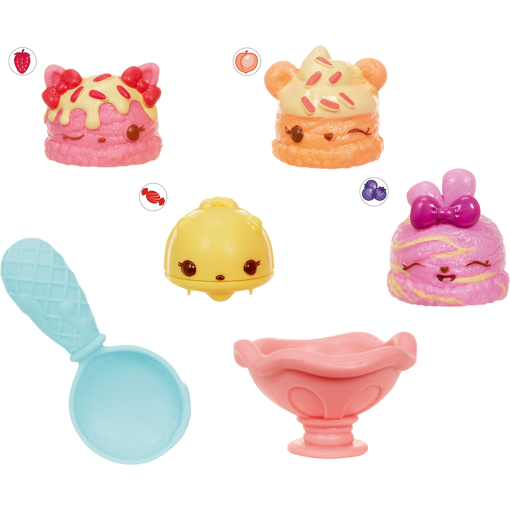 MGA Num Noms Starter Pack Ice Cream Party