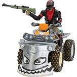Jazwares FORTNITE - Feature Fahrzeug Quadcrasher mit Spielfigur Nite Rider