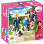 Playmobil 70258 Clara mit Vater und Fräulein Rottenmeier