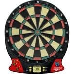 Carromco Elektronik Dartboard Dart 301, 4 Loch Abstand