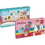 ASS 3 in 1 Spieleboxen - Bibi Tina und Spirit