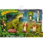 Jakks Pacific Gigantosaurus Figuren 5er Pack 15cm und 6cm