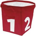 Achoka® Aufbewahrungsbox Tube Rot