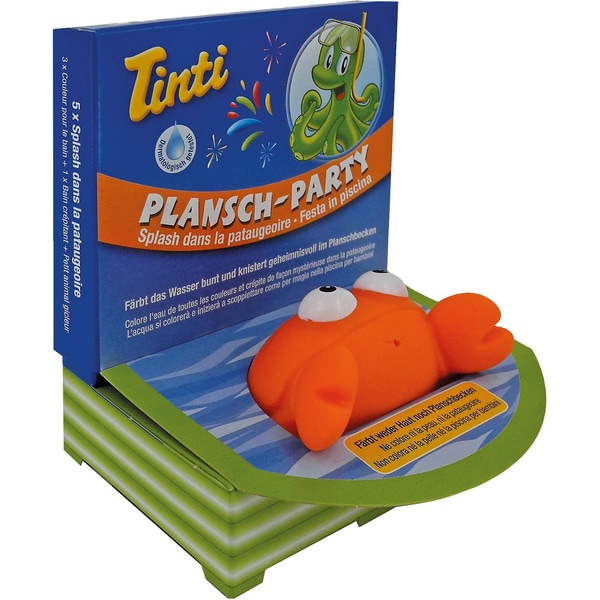 Tinti Tinti Plansch-Party
