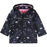 s.Oliver Baby Übergangsjacke mit Wolken für Mädchen