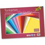 Folia Tonkarton-Set 35 x 50 cm 25 Bogen