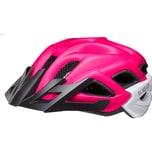 KED Helmsysteme Fahrradhelm Status Jr. pink purple matt