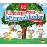 Sony CD Die 60 schönsten Kindergarten- und Mitmachlieder