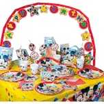 Procos Partyset Playful Mickey Mouse 56-tlg.
