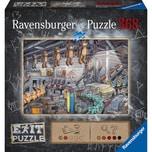 Ravensburger Puzzle Exit - In der Spielzeugfabrik 368 Teile