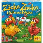 Zoch Brettspiel Zicke Zacke Hühnerkacke