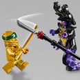 LEGO 70666 Ninjago Goldener Drache